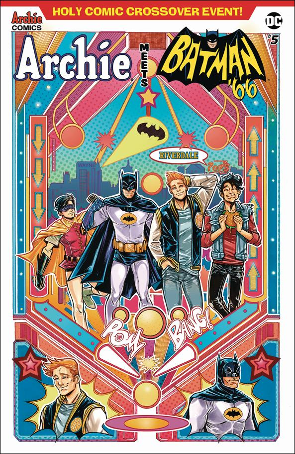 Archie Meets Batman '66 5-B by Archie