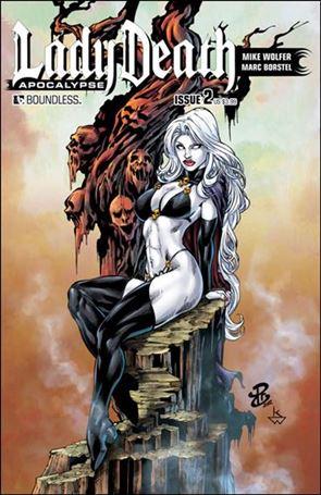 Lady Death: Apocalypse 2-A