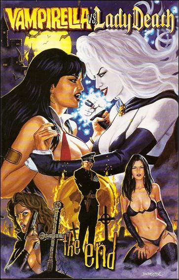 Vampirella Monthly 26-A by Harris