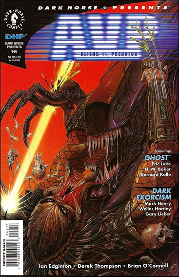 Dark Horse Presents (1986) 146-A by Dark Horse