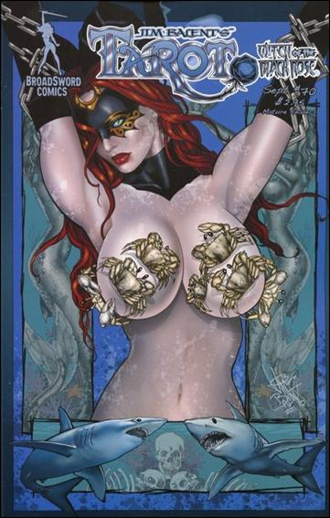 Tarot: Witch of the Black Rose 70-B by BroadSword Comics