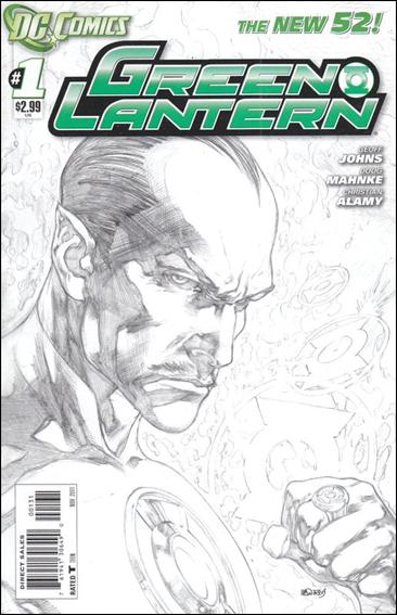 Green Lantern (2011) 1-C by DC