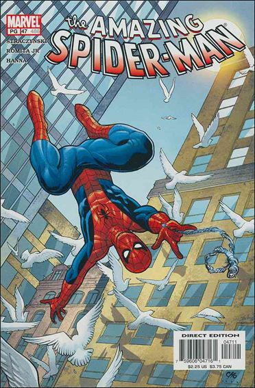 Amazing Spider-Man (1999) 47-A by Marvel