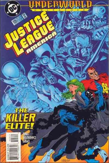 Justice League America 105-A by DC