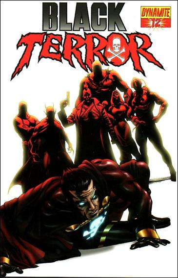Black Terror (2008) 12-B by Dynamite Entertainment