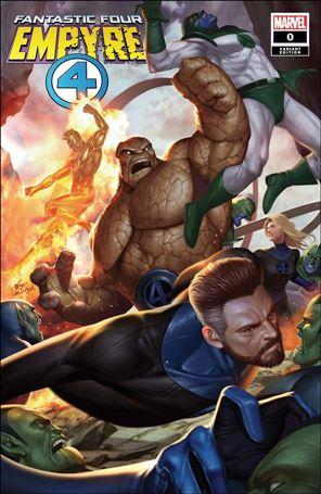 Empyre: Fantastic Four 0-C