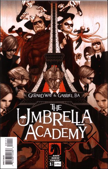 Umbrella Academy: Apocalypse Suite 1-A by Dark Horse