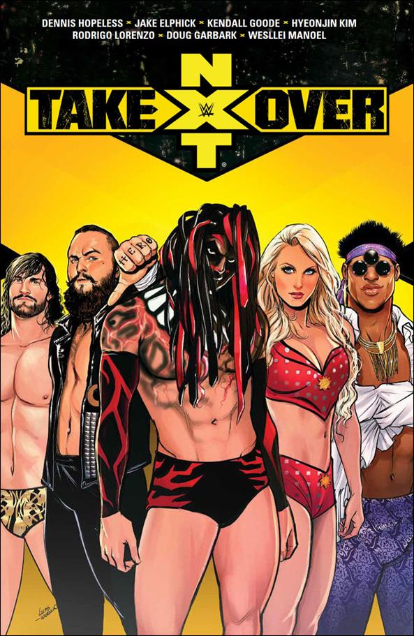 WWE: NXT Takeover nn-A by Boom! Studios