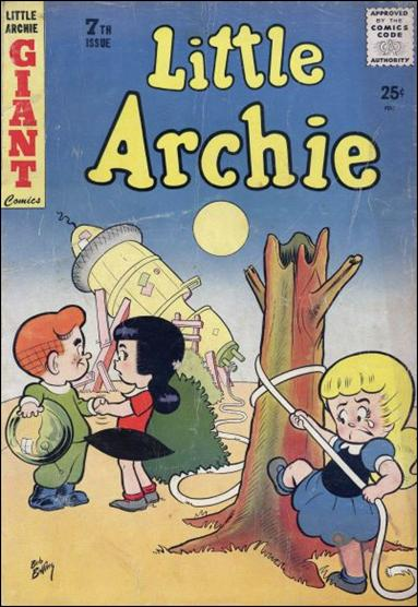 Little Archie 7-A by Archie