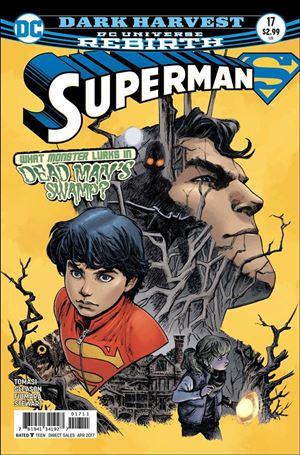 Superman (2016) 17-A