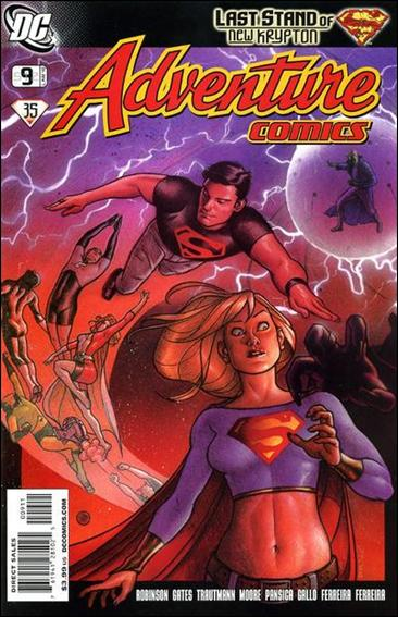 Adventure Comics (2009) 9-A by DC