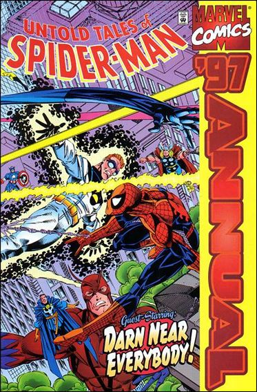 Untold Tales of Spider-Man Annual 1997-A by Marvel