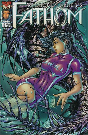 Fathom (1998) 10-A by Top Cow