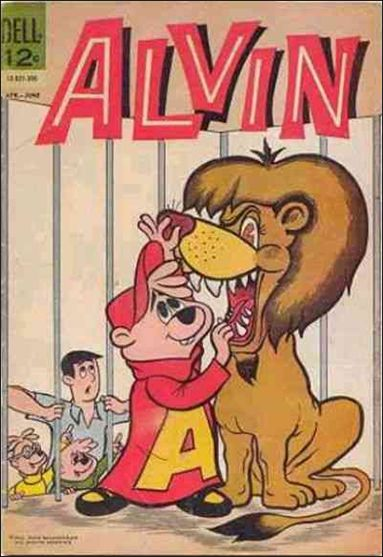 Alvin 3-A by Dell