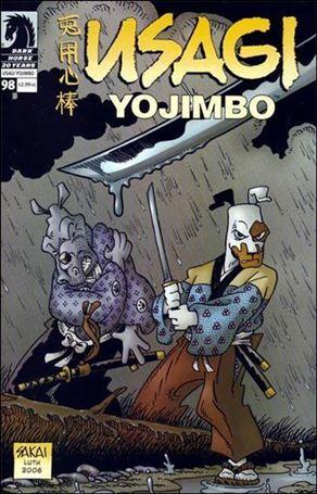 Usagi Yojimbo (1996) 98-A