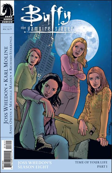 Buffy the Vampire Slayer Season Eight 16-B by Dark Horse