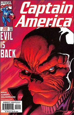 Captain America (1998) 14-A