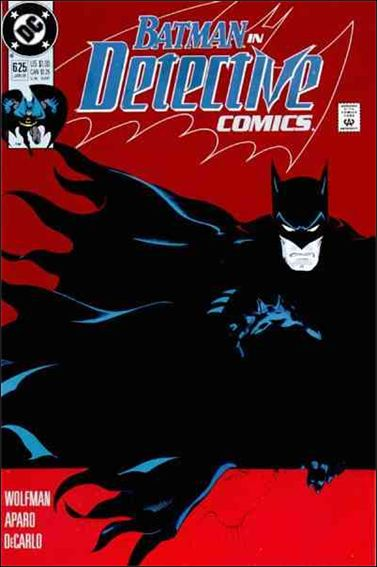 Detective Comics (1937) 625-A by DC