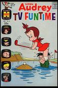 Little Audrey TV Funtime 16-A