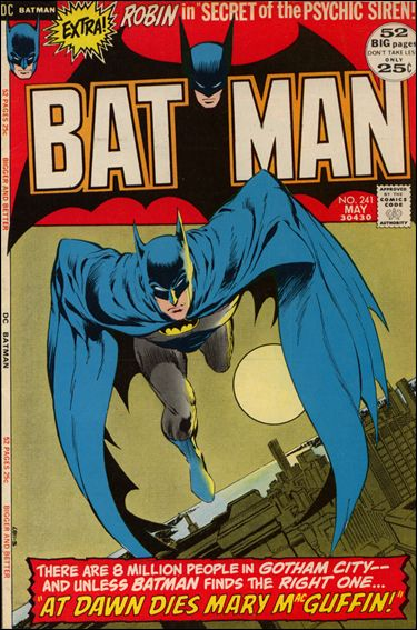 Batman (1940) 241-A by DC