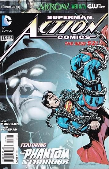 Action Comics (2011) 13-D by DC
