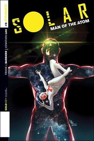 Solar: Man of the Atom (2014) 5-B