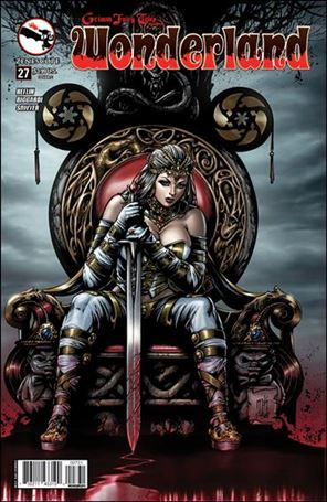 Grimm Fairy Tales Presents: Wonderland 27-C