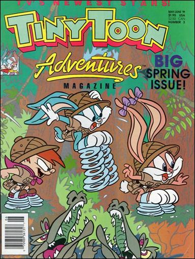 Tiny Toon Adventures 3-A by DC