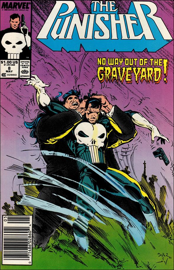 Punisher (1987) 8-A by Marvel