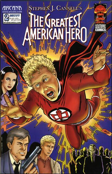 Greatest American Hero 2-A by Arcana