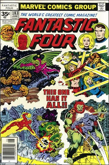 Fantastic Four (1961) 183-B by Marvel
