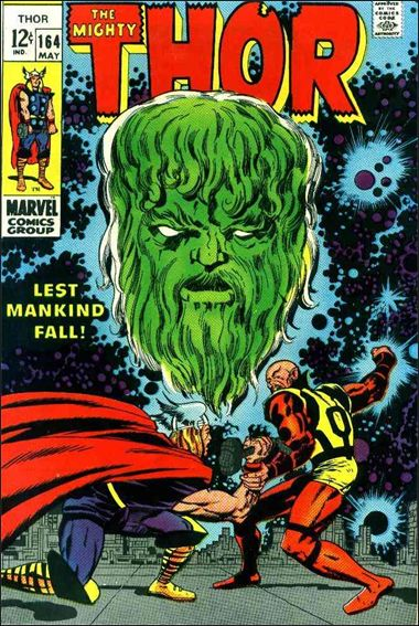 Thor (1966) 164-A by Marvel