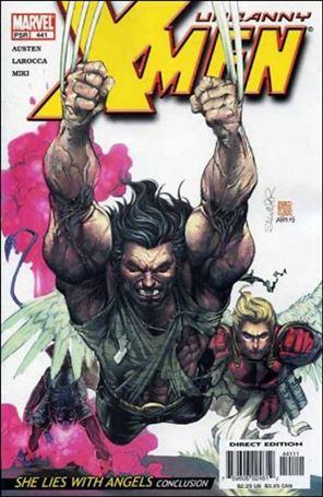 Uncanny X-Men (1981) 441-A
