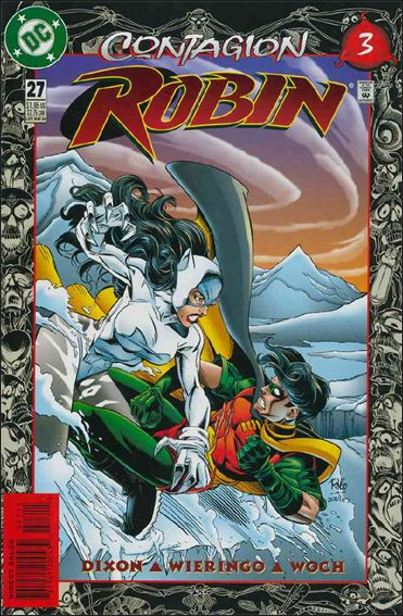 Robin (1993) 27-A by DC