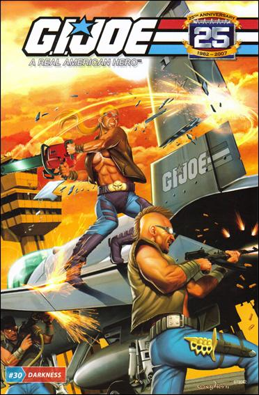 G.I. Joe: A Real American Hero 30-C by IDW