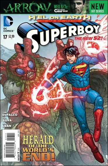 Superboy (2011/11) 17-A by DC
