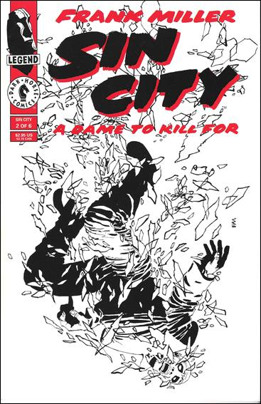 Sin City: A Dame to Kill For 2-A by Dark Horse