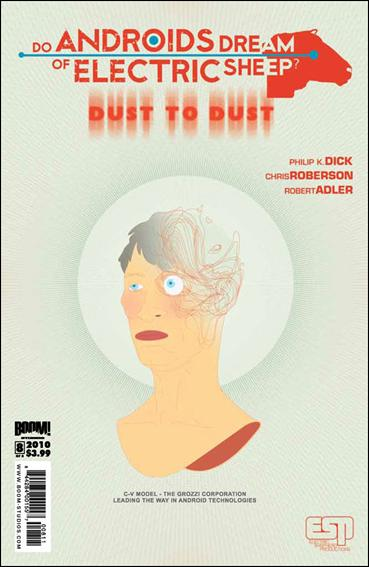 Do Androids Dream of Electric Sheep?: Dust to Dust 8-A by Boom! Studios