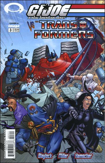 G.I. Joe vs the Transformers (2003) 3-A by Image