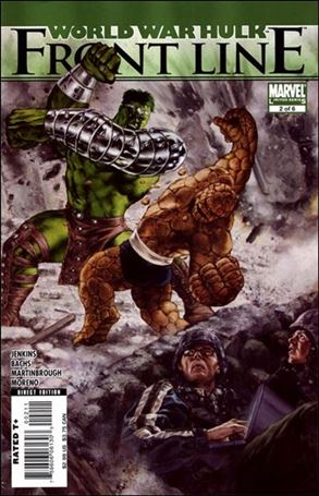 World War Hulk: Front Line 2-A