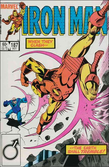 Iron Man (1968) 187-A by Marvel