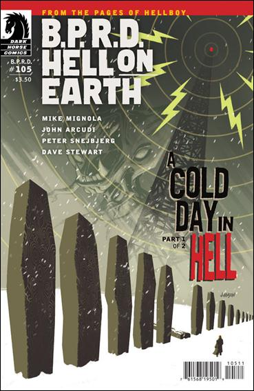B.P.R.D. Hell on Earth (2012) 105-A by Dark Horse