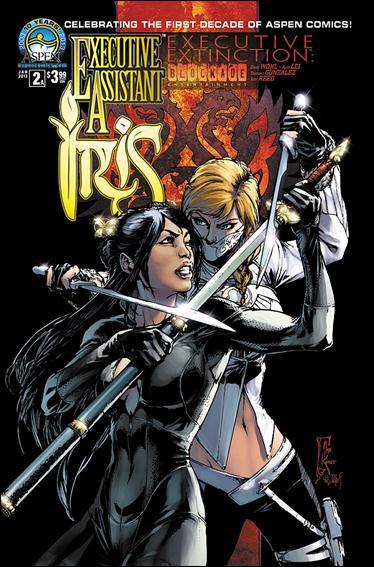 Executive Assistant: Iris (2012) 2-A by Aspen