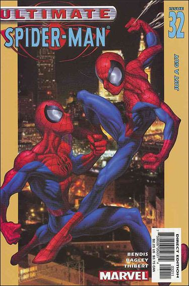 Ultimate Spider-Man (2000) 32-A by Marvel
