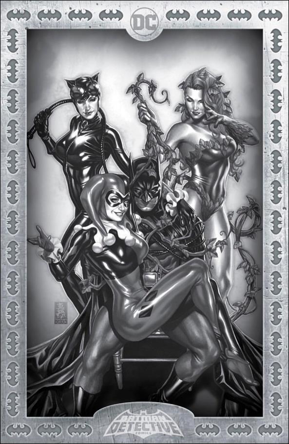 Detective Comics (1937) 1027-SW by DC