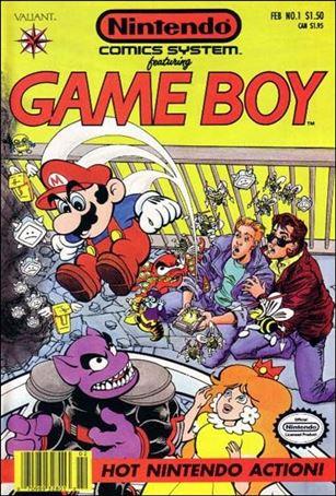 Nintendo Comics System 1-A