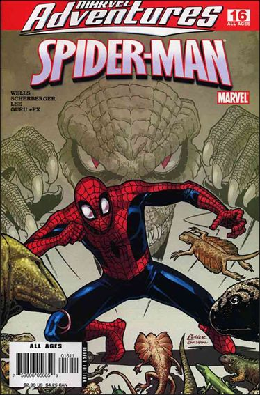 Marvel Adventures Spider-Man (2005) 16-A by Marvel