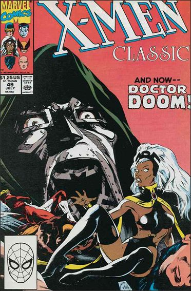 X-Men Classic 49-A by Marvel