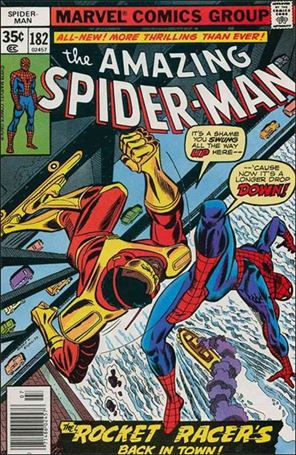 Amazing Spider-Man (1963) 182-A