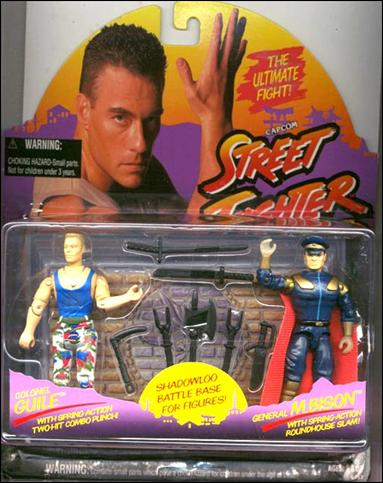 guile street fighter 2 movie